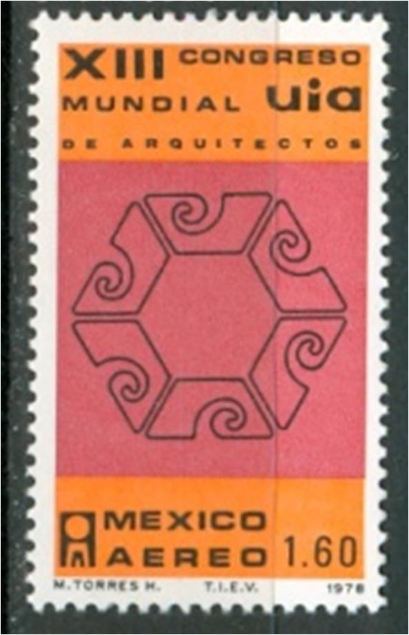 XIII Congreso de la UIA que en 1978