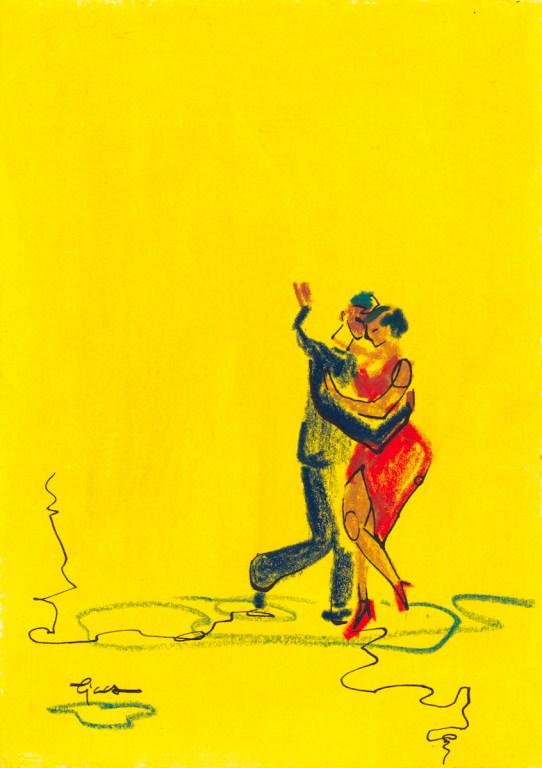 sketches giallo-rosa LR ciccaboom