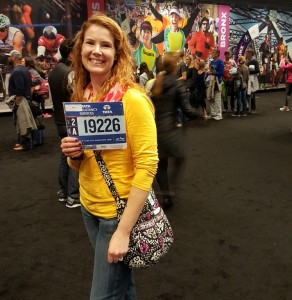 NYCM Bib Pick Up