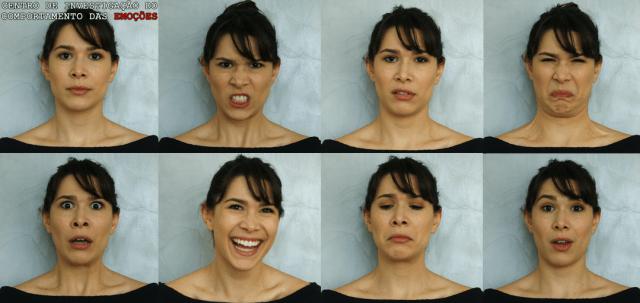 7 emoções básicas