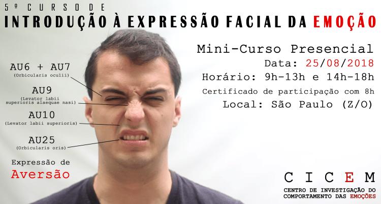 Facial Action Coding System - 7 emoções básicas