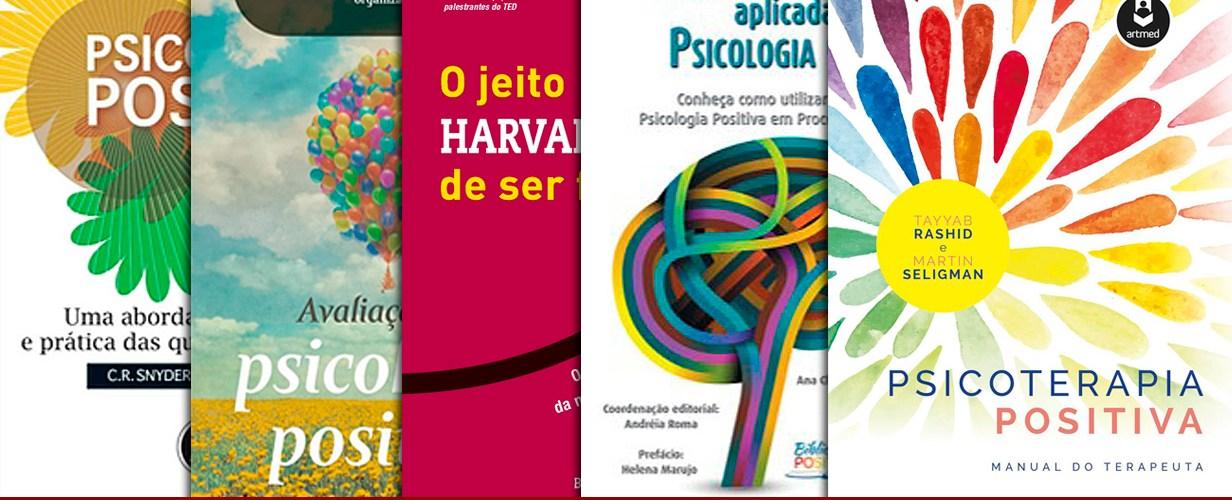 Livros psicologia positiva práticas