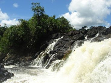 rivière Corantijn au Suriname