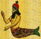 dieu poisson Oannes