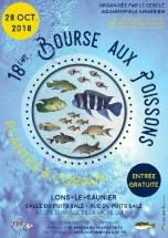 Bourse Aux Poissons Du Caj 2018 @ Lons-le-saunier