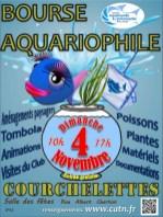 Bourse aquariophile Courchelettes