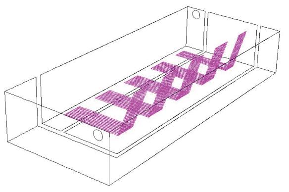 Figure 2 : Débit de comparaison