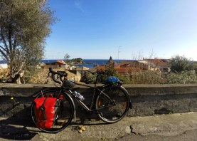 Cycling Tour of Sicily - East Coast