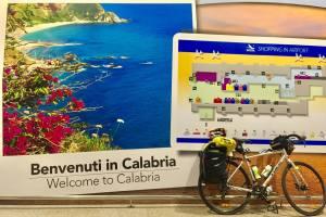 calabria in bici 1000 chilometri