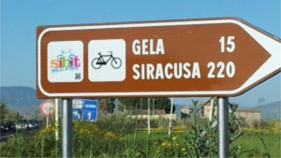 rassegna stampa di ciclabili siciliane