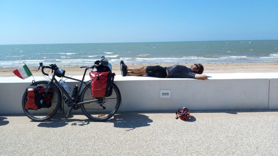 viaggio in bici in autonomia