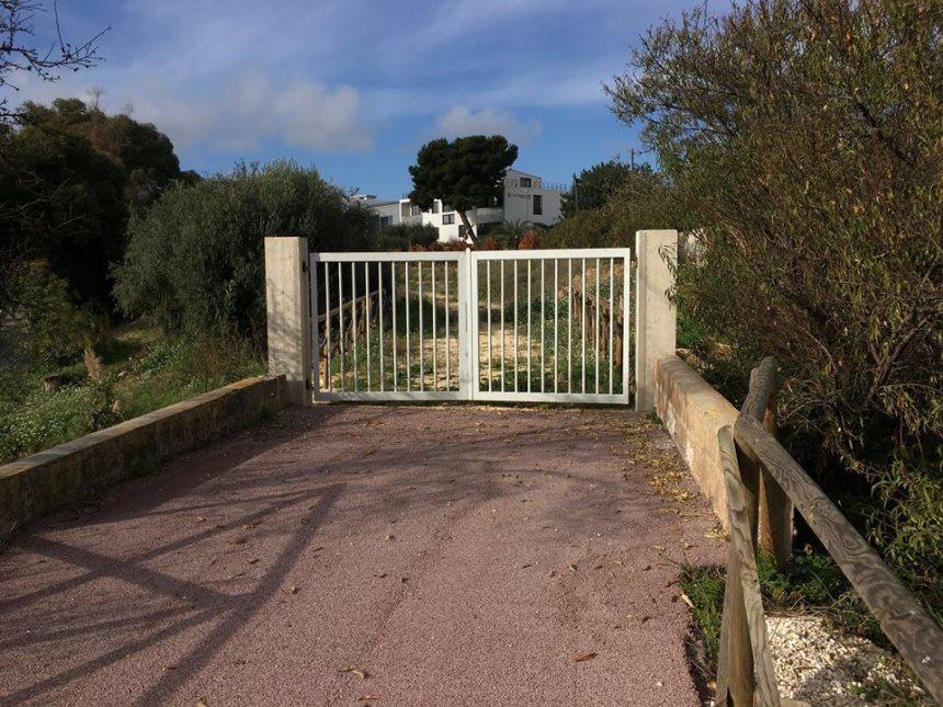 La pista ciclabile da Menfi e Porto Palo