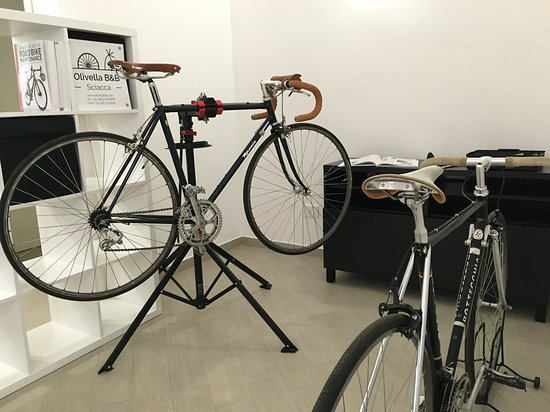 bike hotel olivella b&B Sciacca