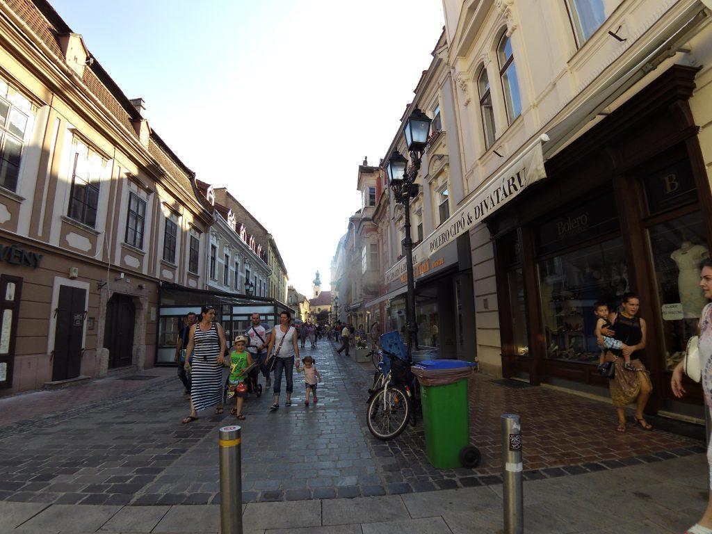 Viaggio in bici epico cicloturismo in Slovacchia e Ungheria