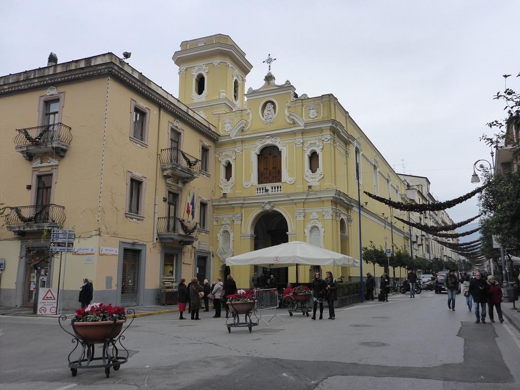 Campania and Amalfi Coast Bike Tour