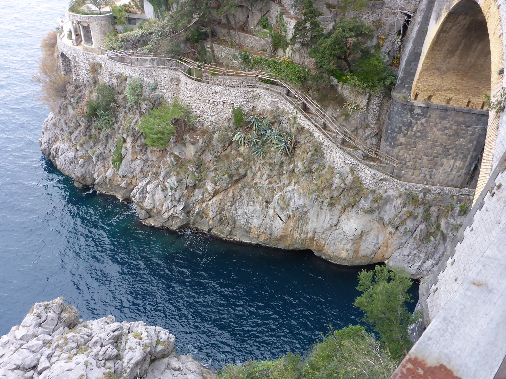 Campania and Amalfi Coast by Bike