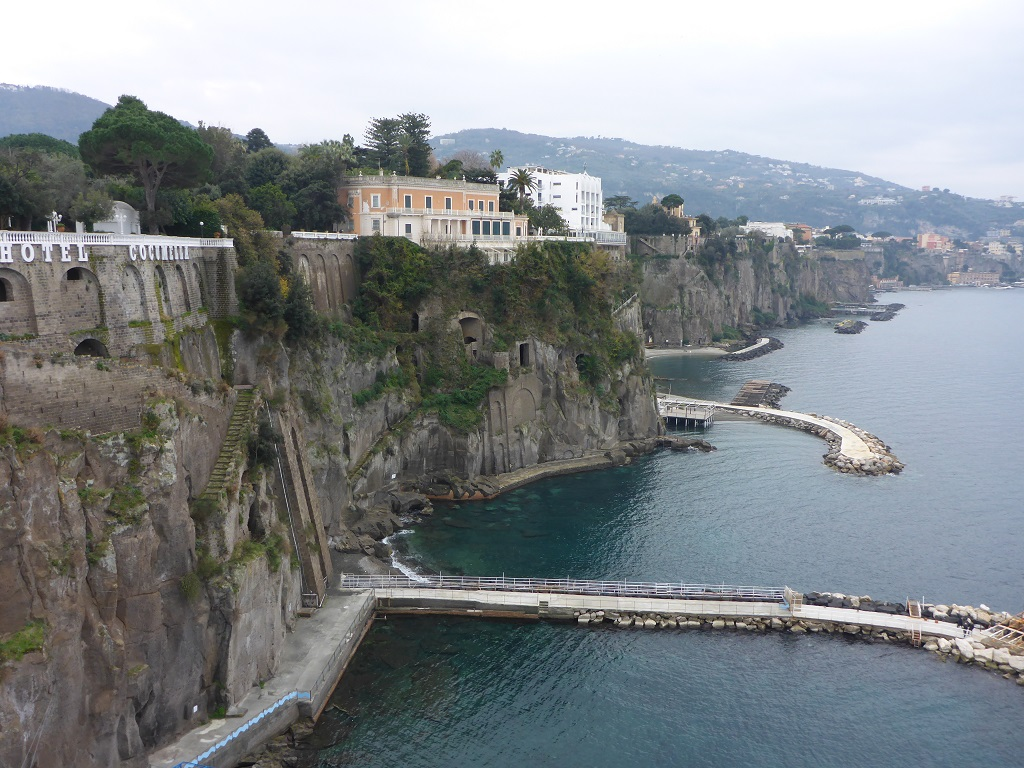 Campania and Amalfi Coast