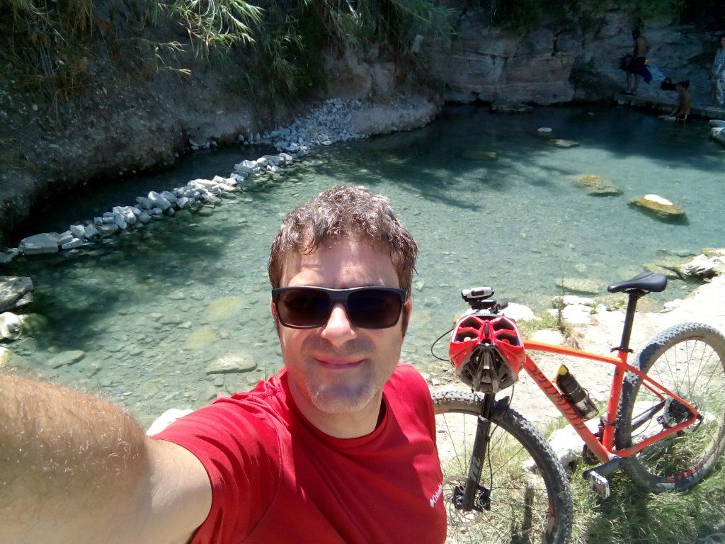 Viaggio in moutain bike in Sicilia