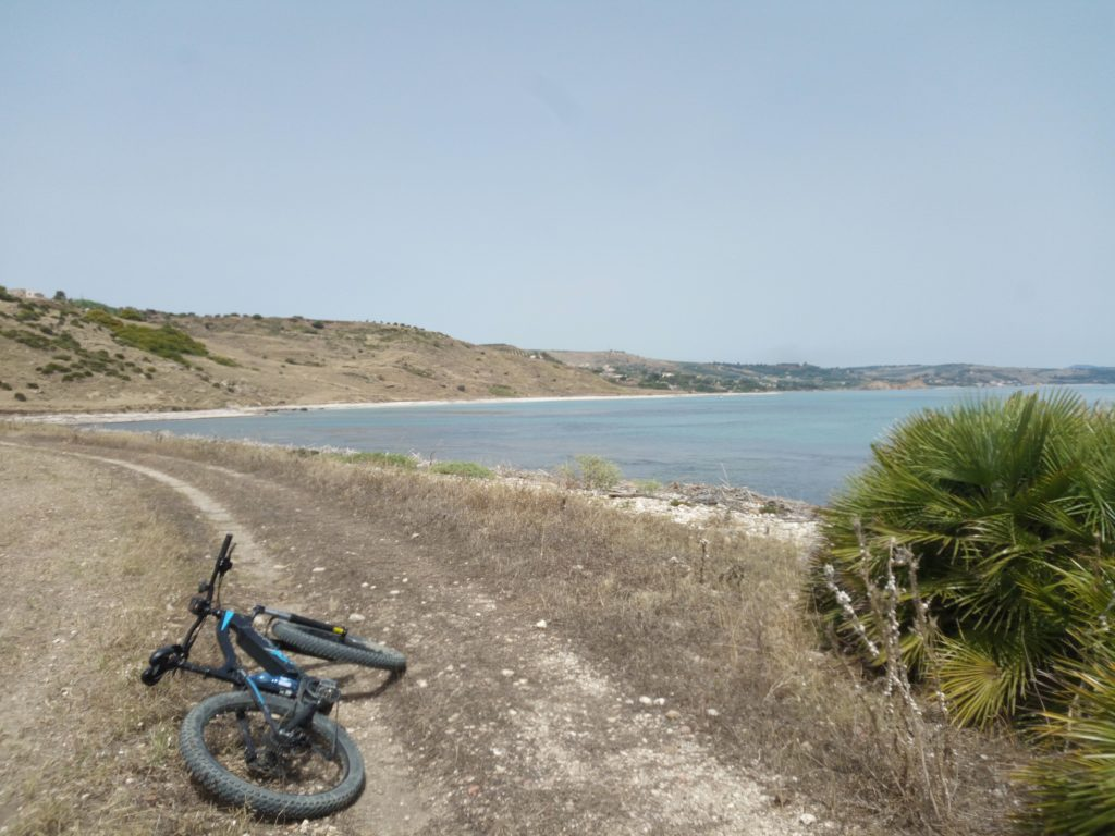 La Sicilia in bici da Mountain bike