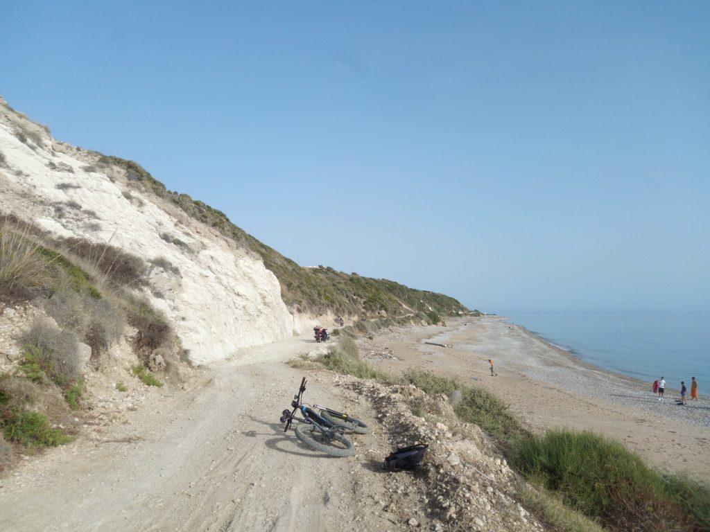 tour in mountain bike in Sicilia