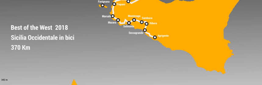 tour in bici in sicilia - Best of The West