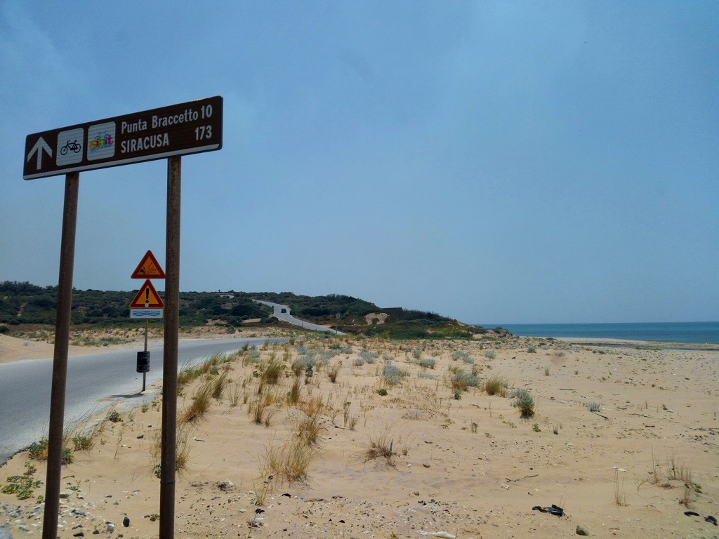 Sand Dunes and Amazing Sea Views on Your Sicily Road Bike Tour