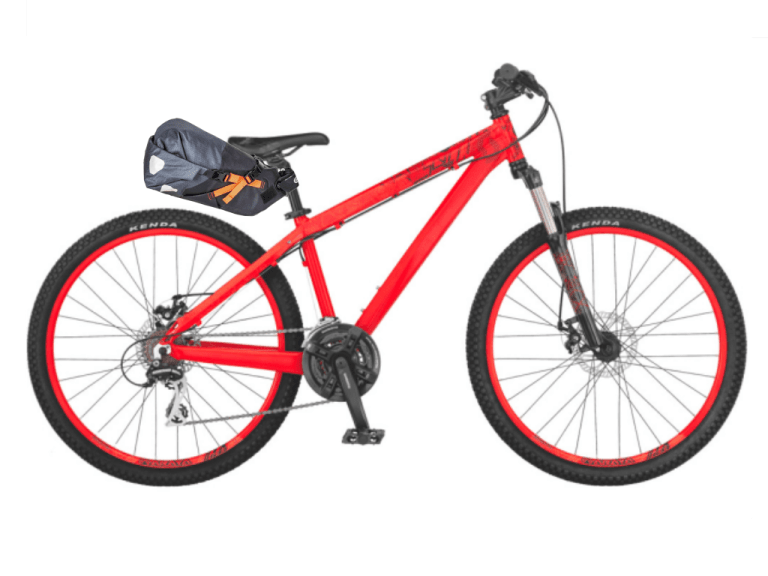 Scott Voltage Junior 24 - Bikepacking