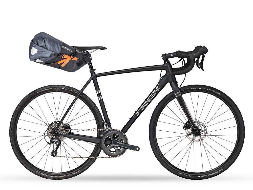 Treck Checkpoint AL4 - Gravel bike Sicily bikepacking