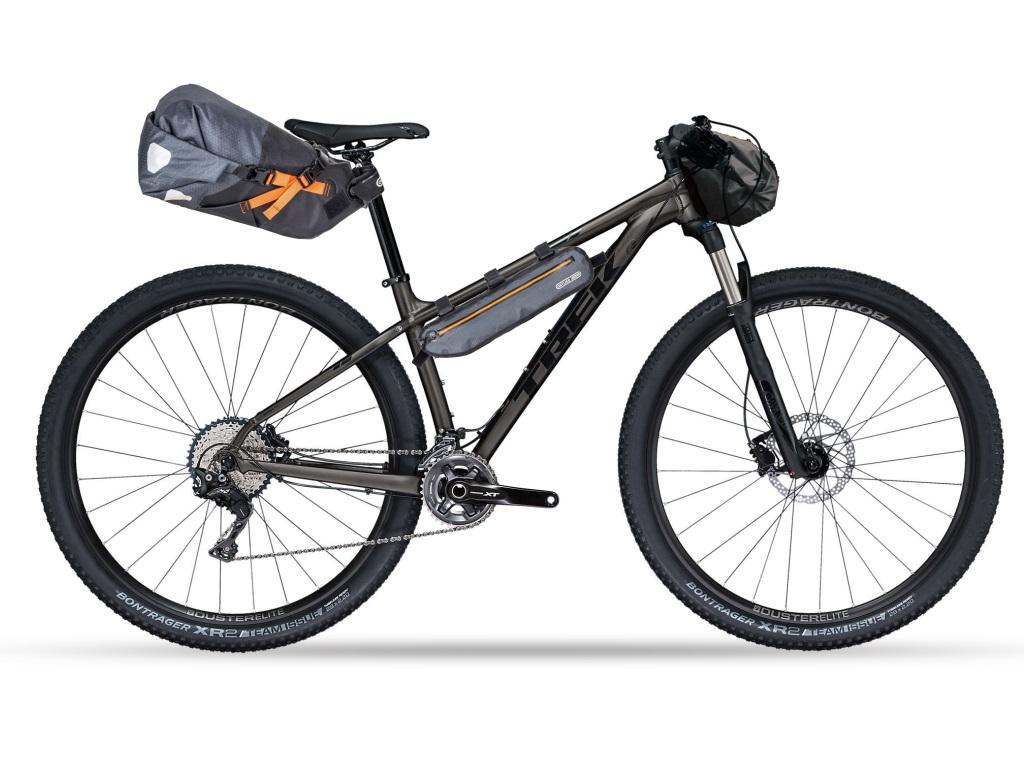 trek xcaliber 8 bikepacking sizilien