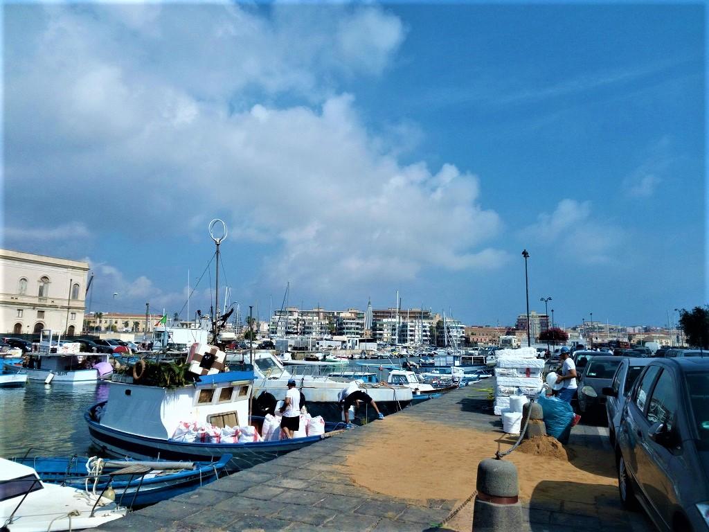 porto di Siracusa Ortigia