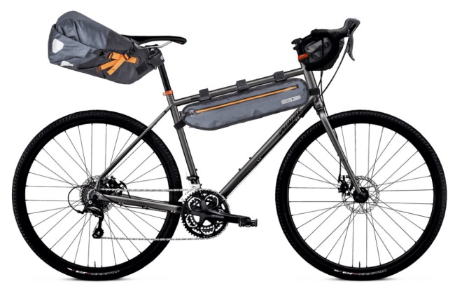 Specialized Awol in Bikepacking