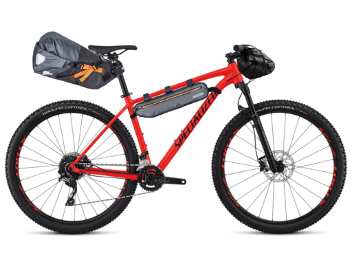 Specialized Rockhopper 29 PRO - Bikepacking