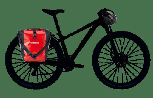 Trek Xcaliber 9 - Borsoni Ortlieb
