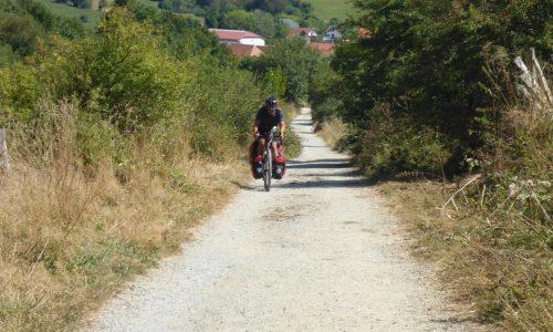 Cammino di santiago in bici