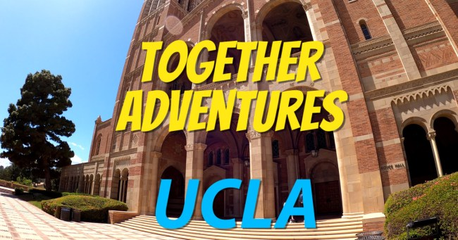 bike tour of ucla