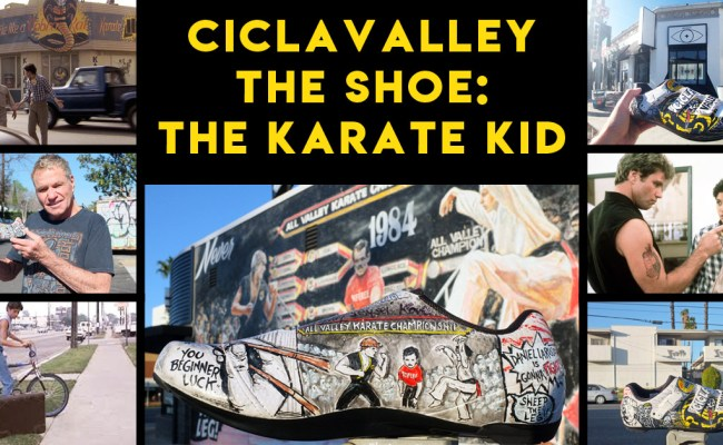 KARATE KID SHOE