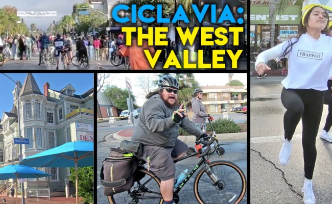 ciclavia the west valley