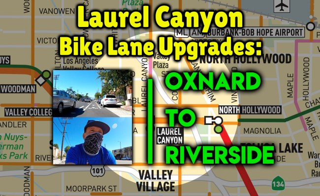 Laurel Canyon Bike Lane