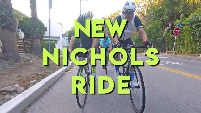 New Nichols Ride