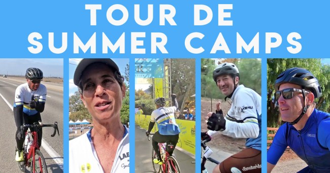 tour de summer camps