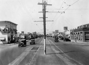 Van Nuys Blvd.(1926) - Photo: DWP