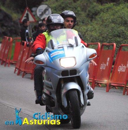 Moto Radio Vuelta