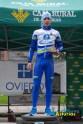 Alberto Serrano, vencedor de la montaña