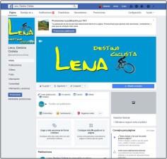 https://www.facebook.com/lenadestinociclista/