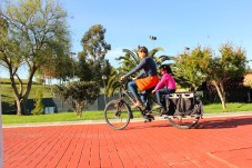 Xtracycle do Bruno