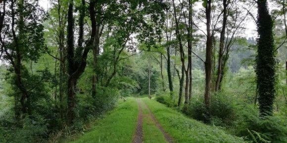 Via Verde de los Montes de Hierro, recorrido