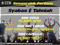 CICT PTJ Paling Aktif Senamrobik Perdana Siri 9/2016