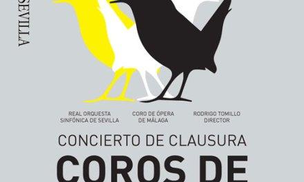 SORTEO INVITACIONES CONCIERTO DE CLAUSURA UNIVERSIDAD DE SEVILLA