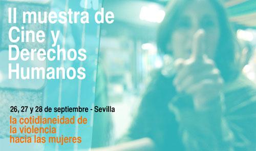 26_28 SEP · II MUESTRA DE CINE Y DERECHOS HUMANOS