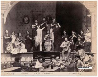 INSCRIPCIÓN ABIERTA · TALLER · TÉCNICA VOCAL APLICADA AL CANTE FLAMENCO